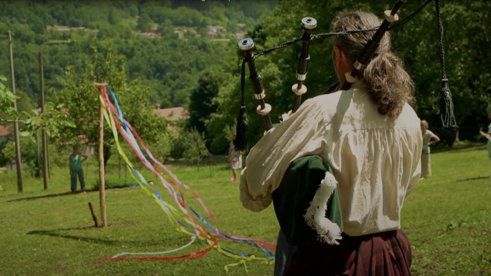 La festa di Beltane, dalla tradizione celtica a Borgo Preplans